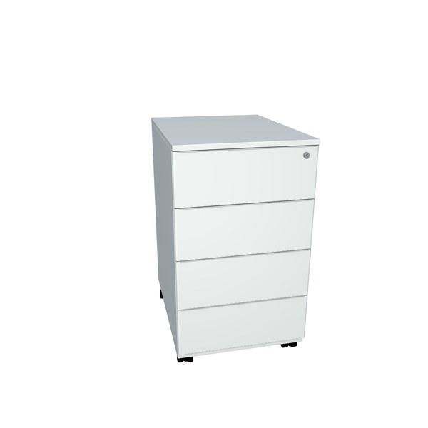 Cassettiere biagio biagio 605 beta steel mobili ufficio for Cassettiera usata